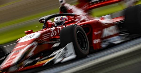 Nojiri's Pole-to-win Brings Championship Within Reach