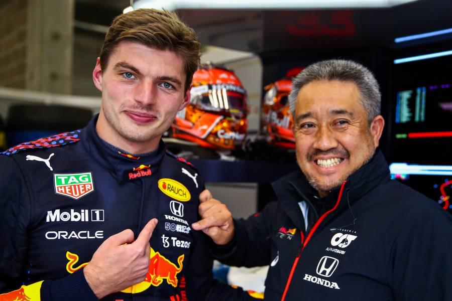 フェルスタッペンがRed Bull Racing Hondaパートナーシップ50戦の節目に優勝