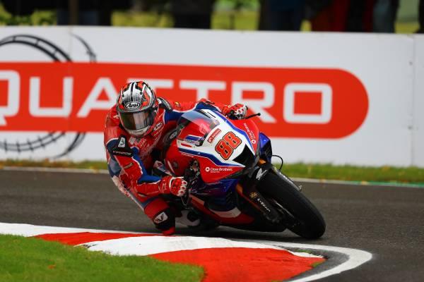 Honda Racing UK aiming for success at Snetterton