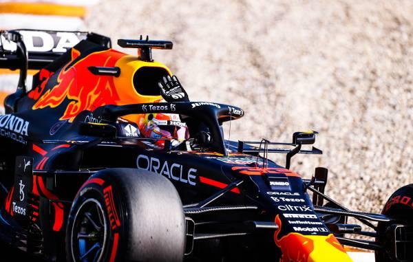 Verstappen Takes Pole At The #DutchGP For Honda Power