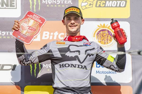 ガイザーがレース2で今季4勝目を挙げる