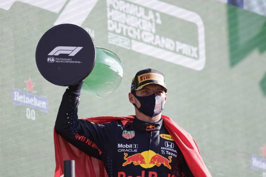 フェルスタッペンが初の母国GPでポール・トゥ・ウイン。Hondaとしては、1991年に並ぶシーズン8勝目を挙げる