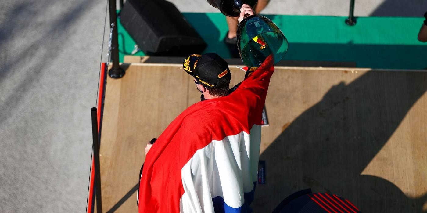 Verstappen WINS The Dutch Grand Prix With Honda