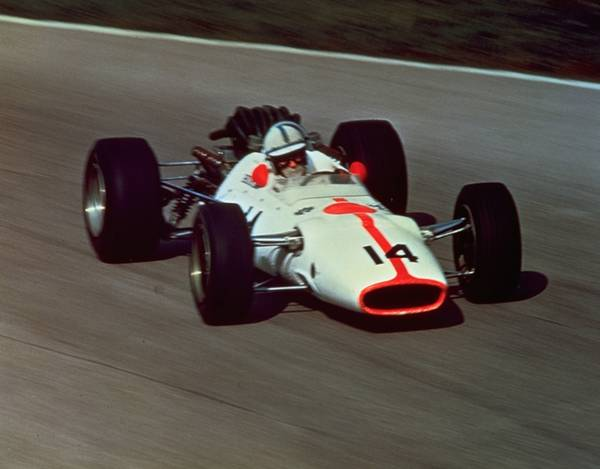 1967年、モンツァでの勝利