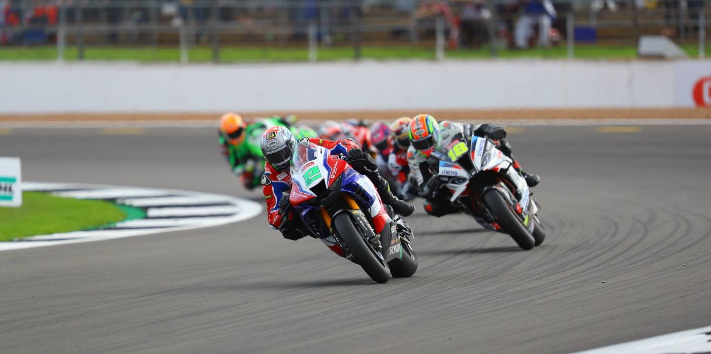 Victory for Glenn Irwin and Honda Racing UK at Silverstone