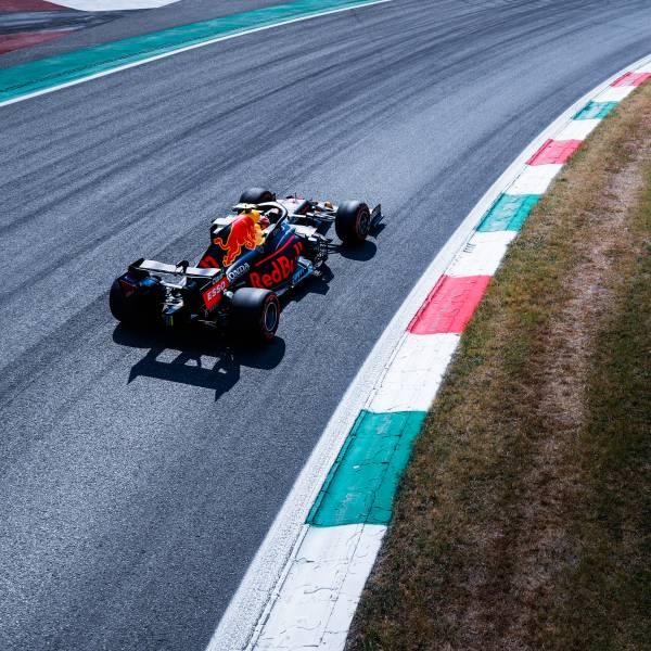 A Tough Day At Monza For Honda Power