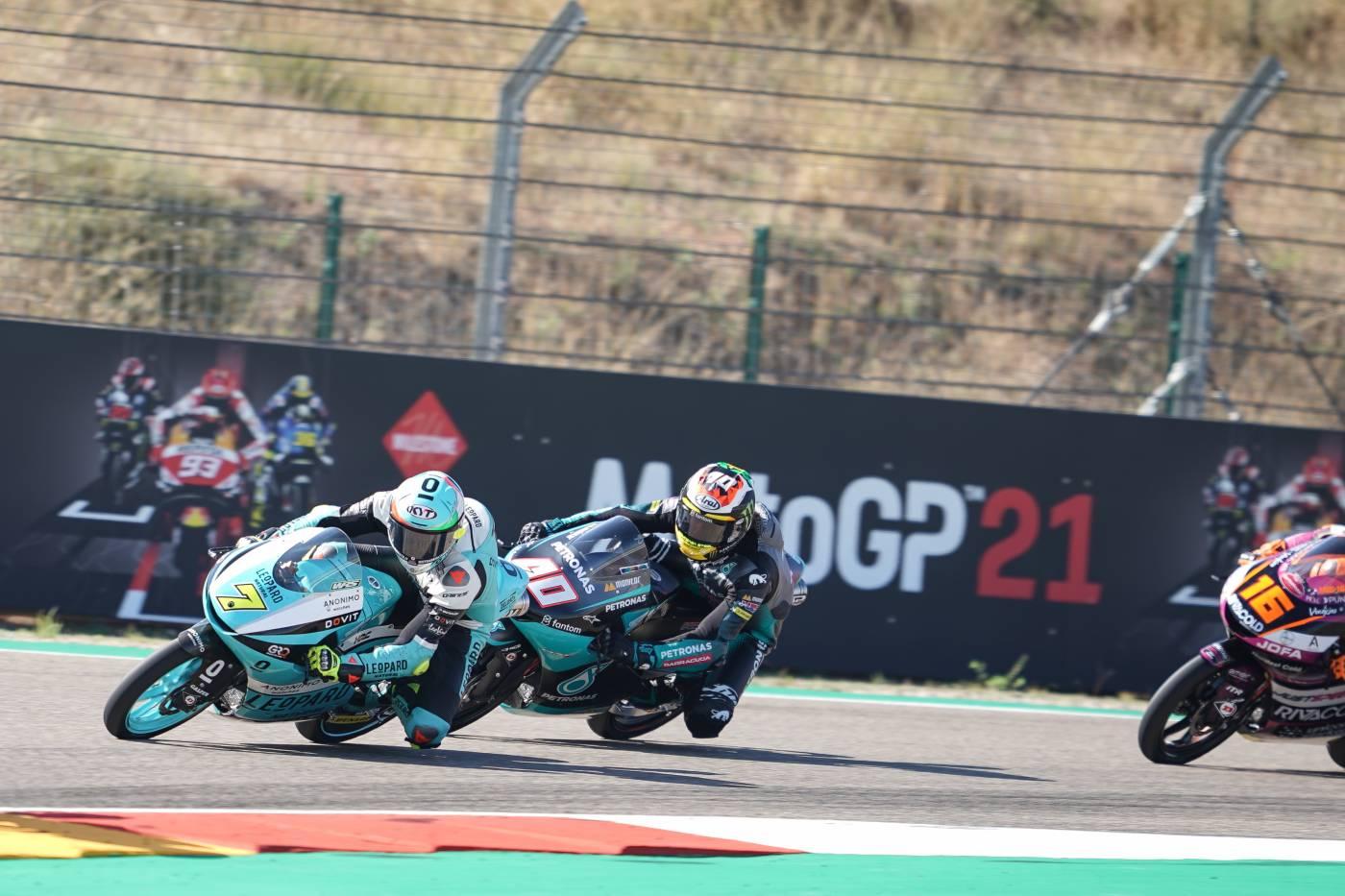 Foggia And His NSF250RW Take Their Third Victory of 2021