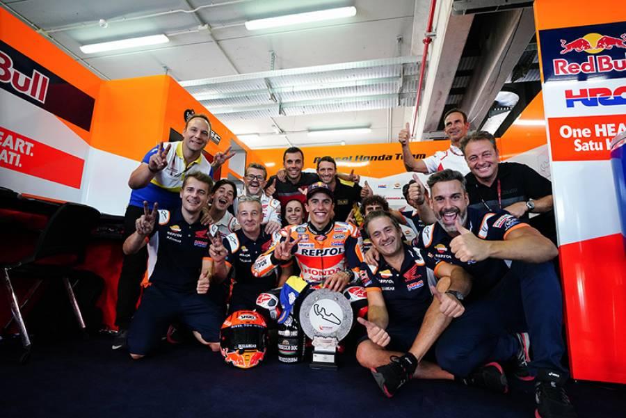 Rd.13 Aragon GP - Track Report