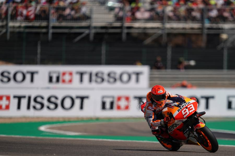 Marquez Aims To Shine In Historic Weekend For Honda