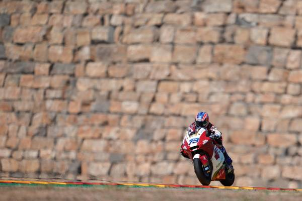 Ogura Heads To Misano, Home Of His First Pole Position