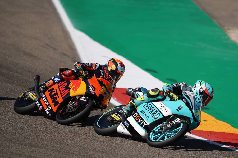 Foggia Aims To Repeat Stunning Aragon Victory