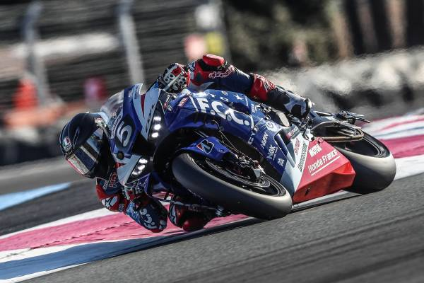 Honda's endurance teams qualify strongly for the Bol d'Or 2021