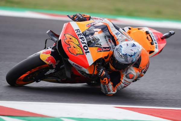 Row Two for Espargaro, Row Three for Marquez at Misano