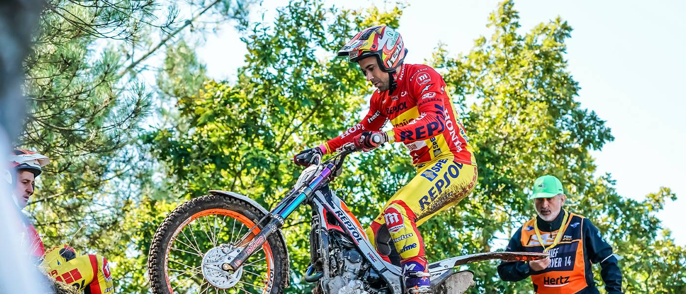 Toni Bou Wins the 2021 Trial des Nations with the Spanish Team