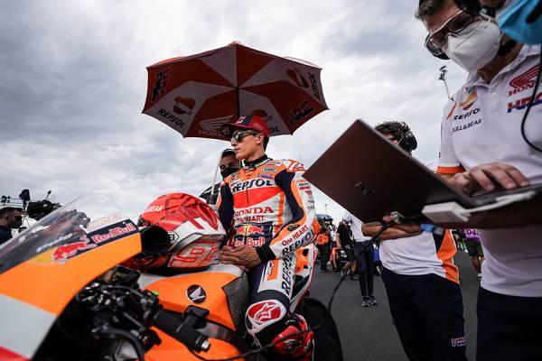 Repsol Honda Team 現場レポート2021 - Vol.243