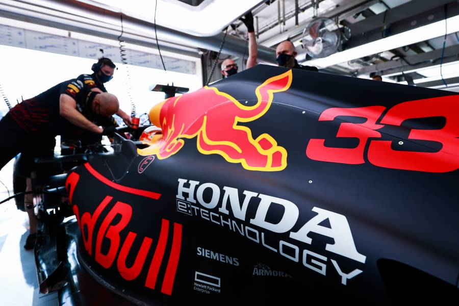 Our New Energy Store #F1 | Honda.Racing