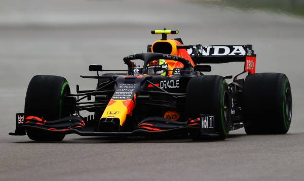 A Tricky Russian Grand Prix Qualifying For Honda-Powered Cars