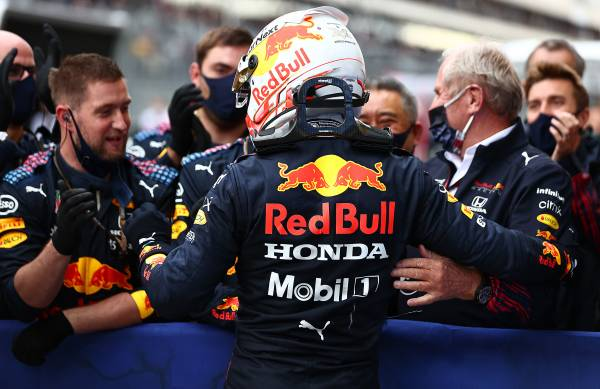 フェルスタッペンが最後尾スタートから2位表彰台を獲得