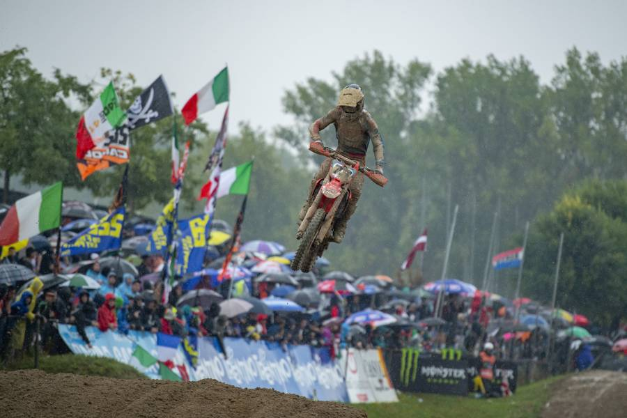 Brylyakov helps MFR to fourth at 2021 Motocross of Nations