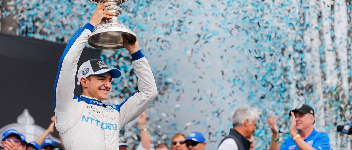 アレックス・パロウ、そしてHondaが揃ってシリーズチャンピオンに輝く。 最終戦の優勝はコルトン・ハータが飾る