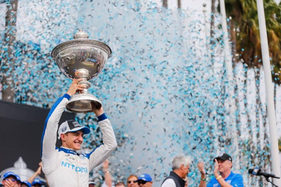Palou, Honda, Claim 2021 NTT INDYCAR Championships