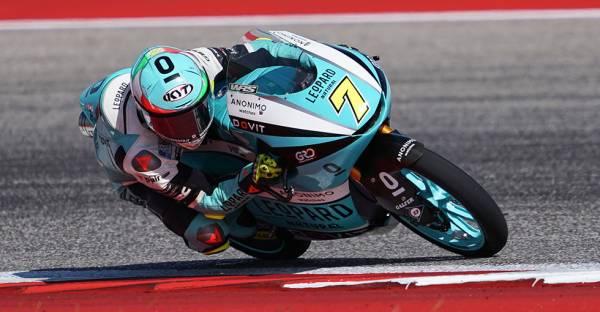 デニス・フォッジャが2位表彰台で逆転タイトルに望みをつなぐ