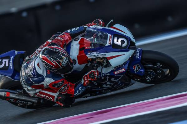 F.C.C. TSR Honda France aiming to wrap up the 2021 FIM EWC season in style at the 6 Hours of Most