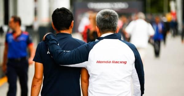 Behind the Scenes of Honda F1 2021 -ピット裏から見る景色- Vol.17