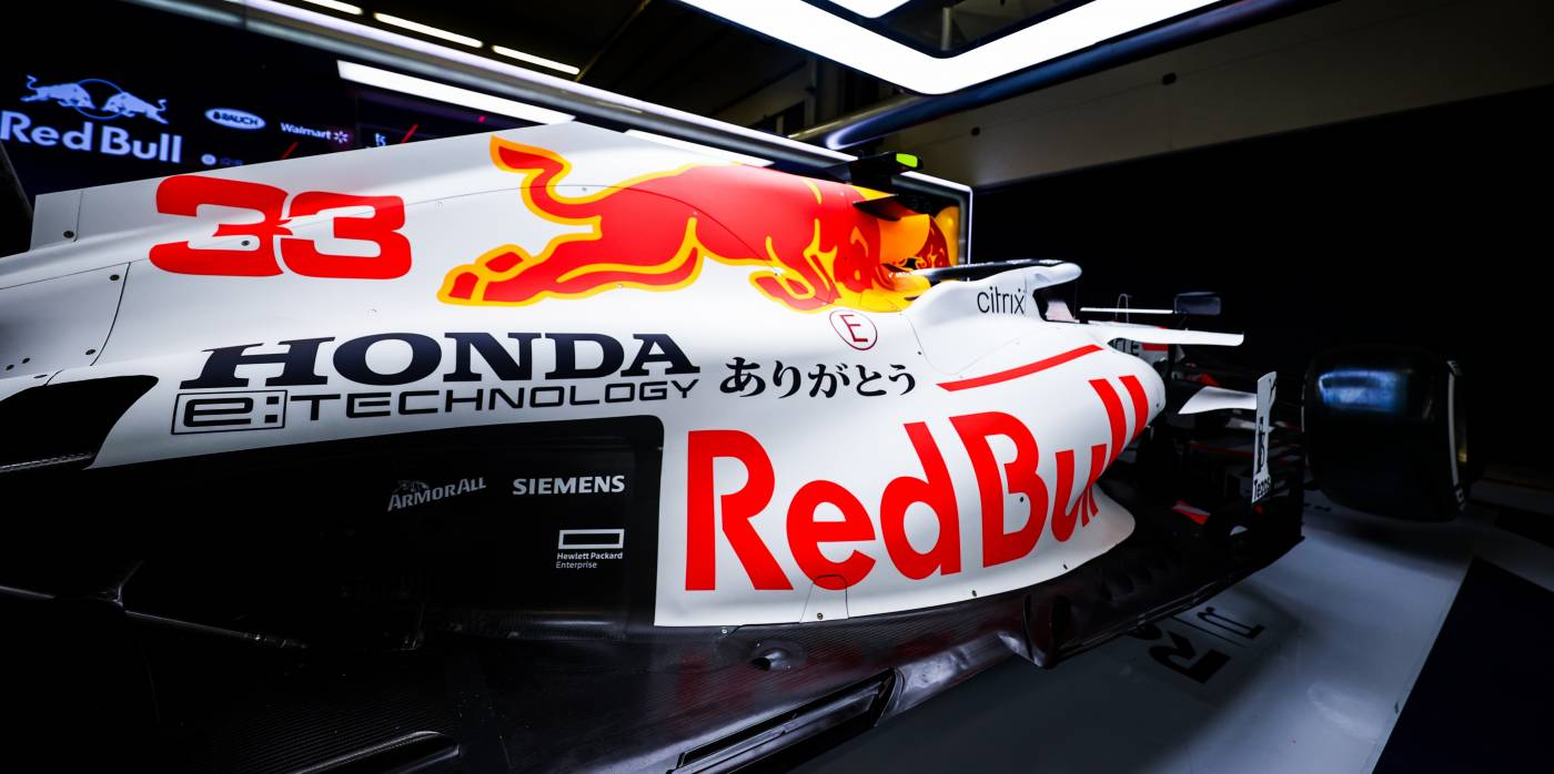 The Story Behind The RB16B's New Look - Yamamoto-san