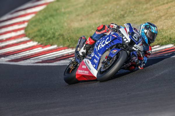 F.C.C. TSR Honda France qualify fourth at the 6 Hours of Most