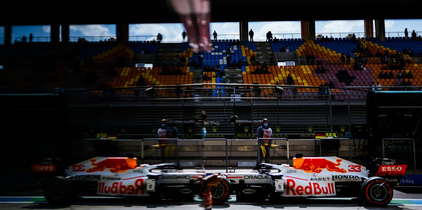 A Steady Start To The Weekend For Honda Power In Turkey