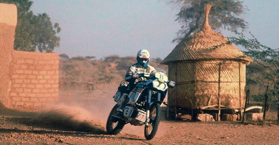Honda's Dakar Challenge Vol.1 (pre-1989)