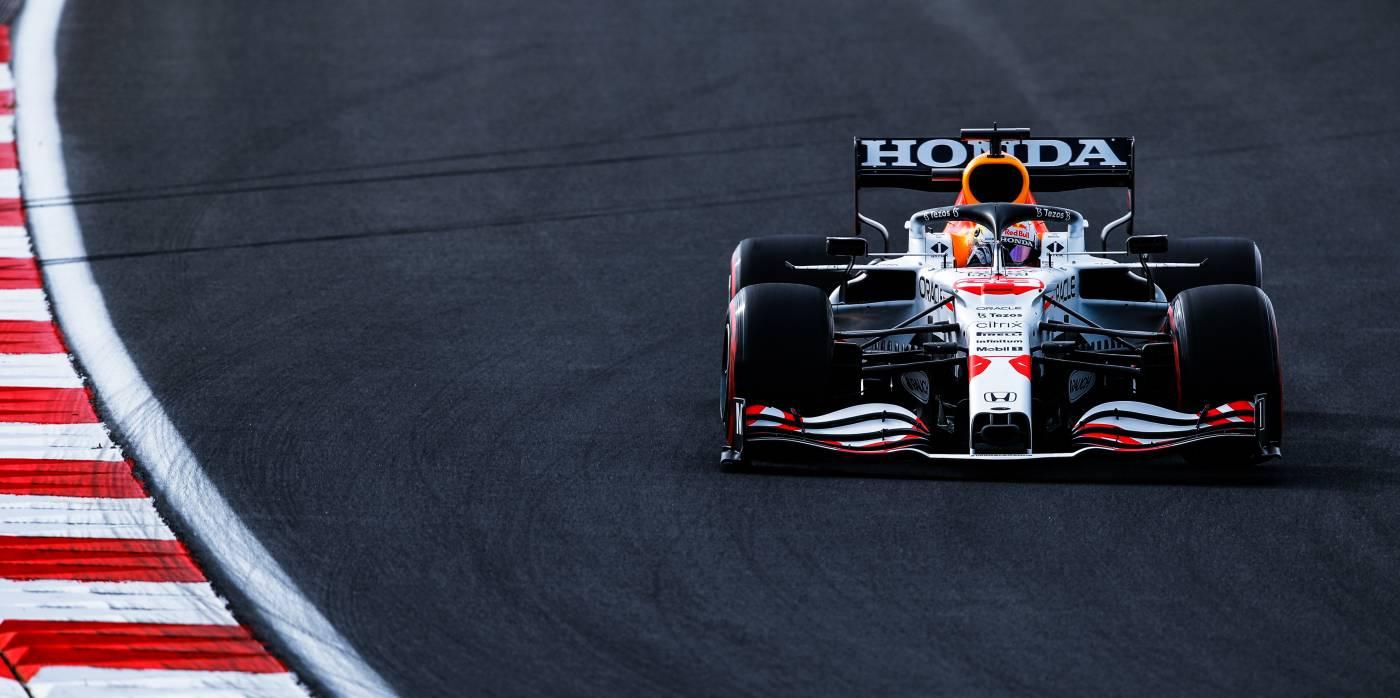 Four Honda-Powered Cars Will Start Inside The Top Ten In Turkey #F1