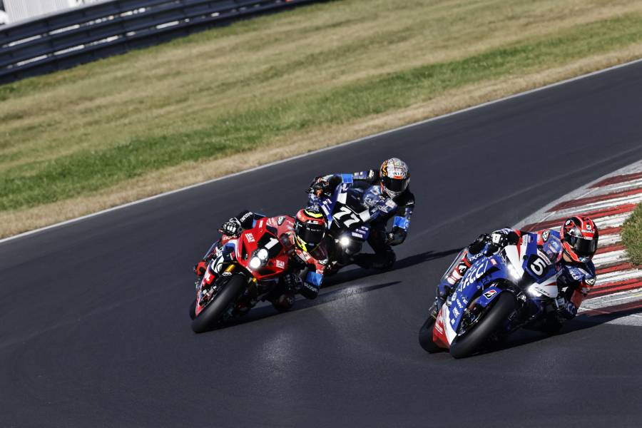 Disappointment for F.C.C. TSR Honda France at the 6 Hours of Most