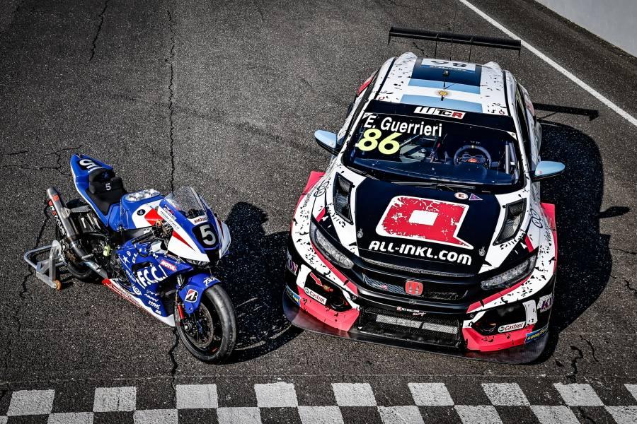 FIREBLADEとCIVIC TCRの邂逅 - #Powered By Honda