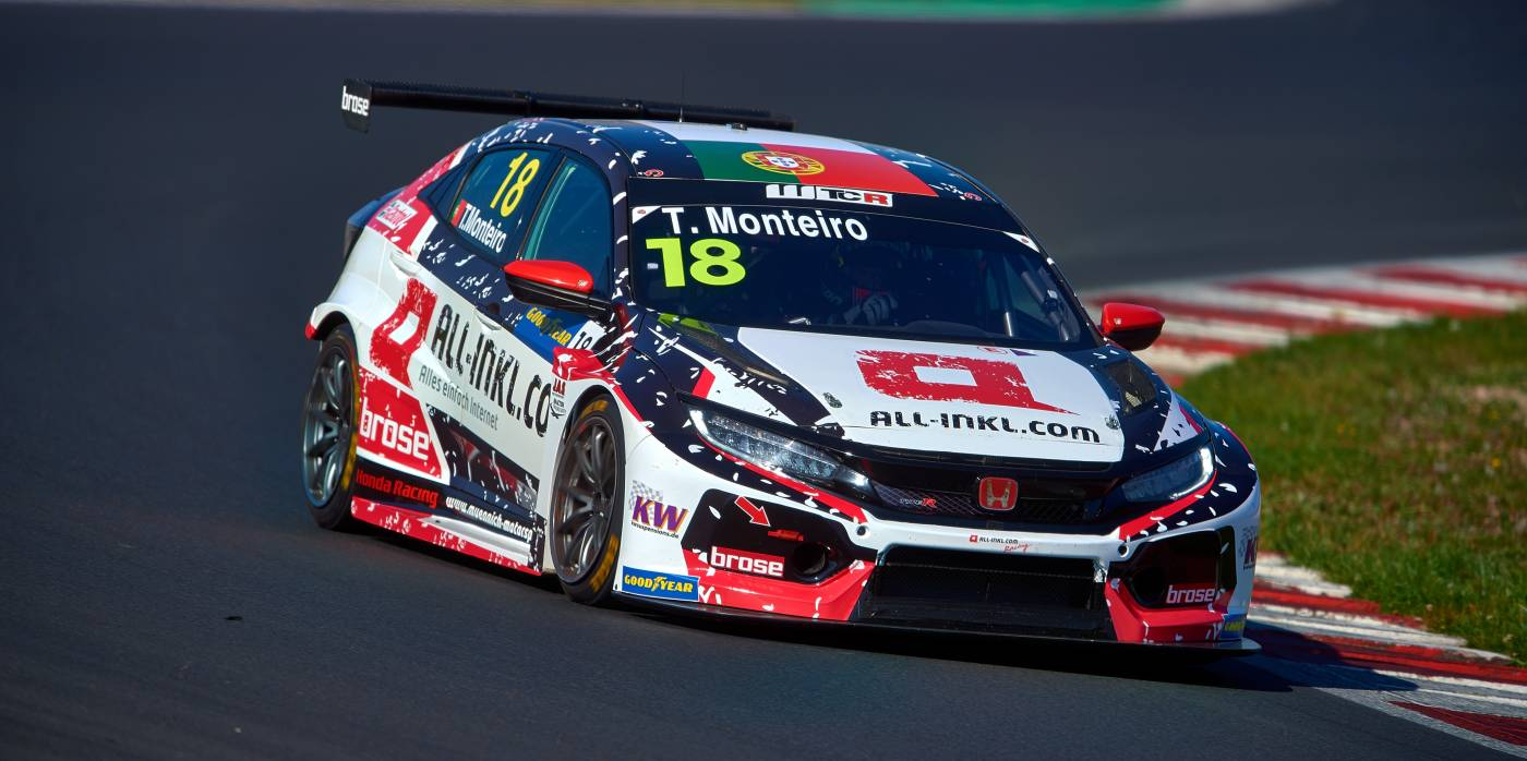 Second leg of WTCR double-header up next for Honda Racing drivers