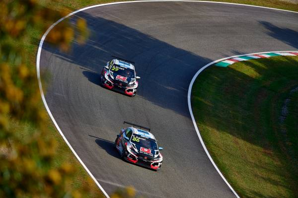 Top 10 starting positions for Guerrieri and Girolami in France