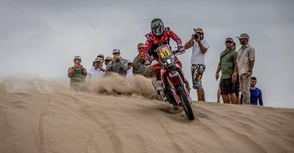 Honda's Dakar Challenge Vol.3 (2016-2019)