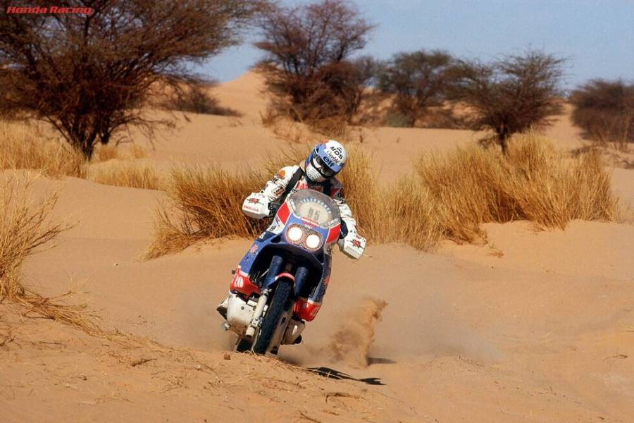 Dakar Rally Victory Record