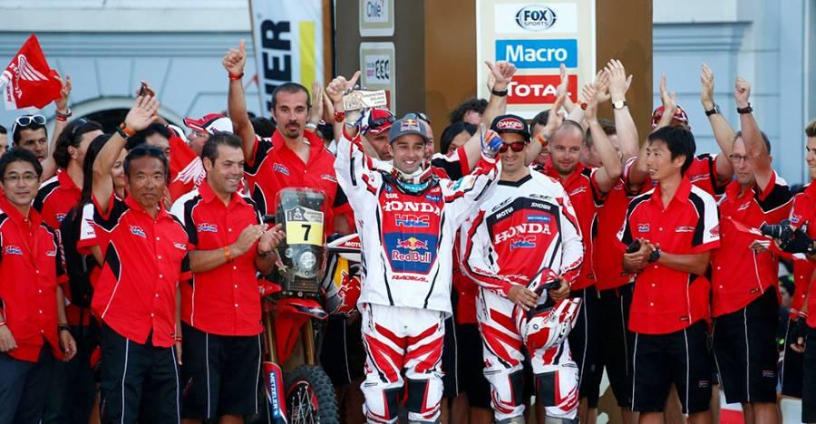 Hondaダカールラリー挑戦の歴史 Part 2(2013-2015)