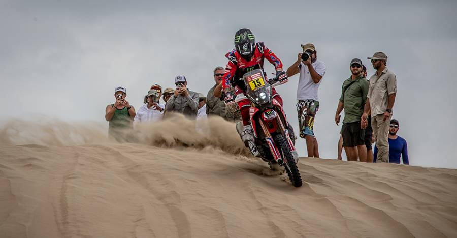 Hondaダカールラリー挑戦の歴史 Part 3(2016-2019)