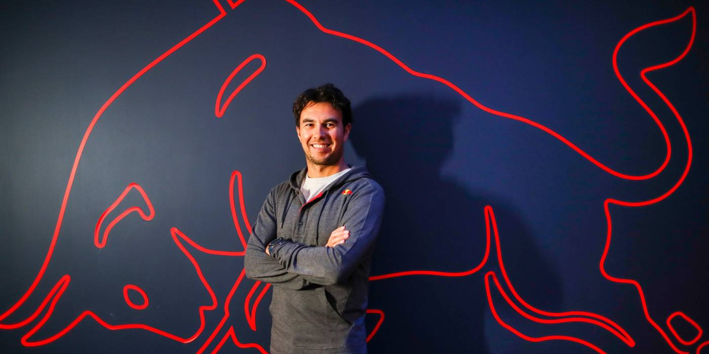 Sergio Perez Signs For Red Bull Racing In 2021