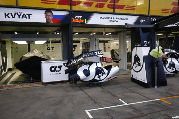 オーストラリアGPの裏側で