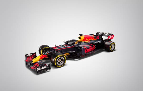 Red Bull Racing Reveal The RB16B