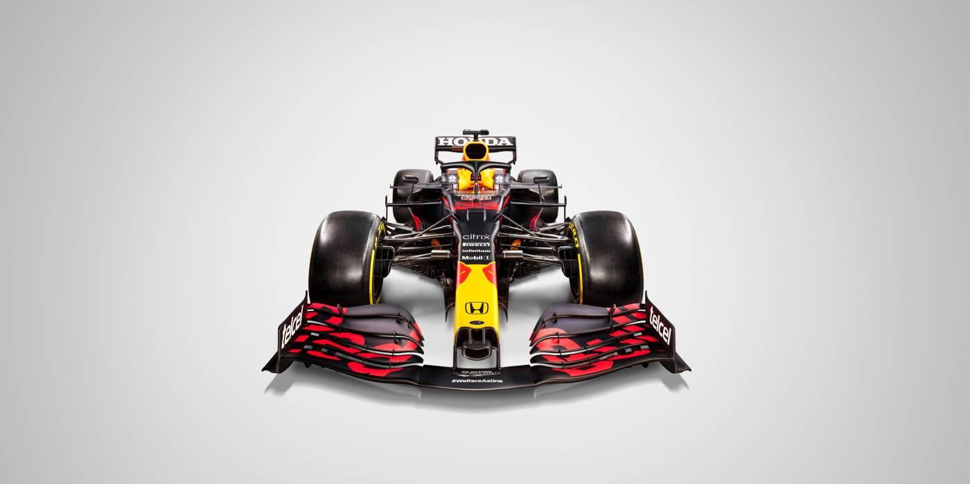 Red Bull Racing 「RB16B」