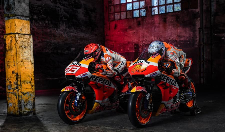 Repsol Honda Teamが2021年シーズンのプレゼンテーションを実施