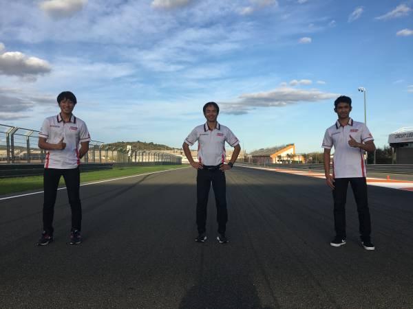 2021 FIMロードレース世界選手権「Honda Team Asia」の参戦ライダーについて