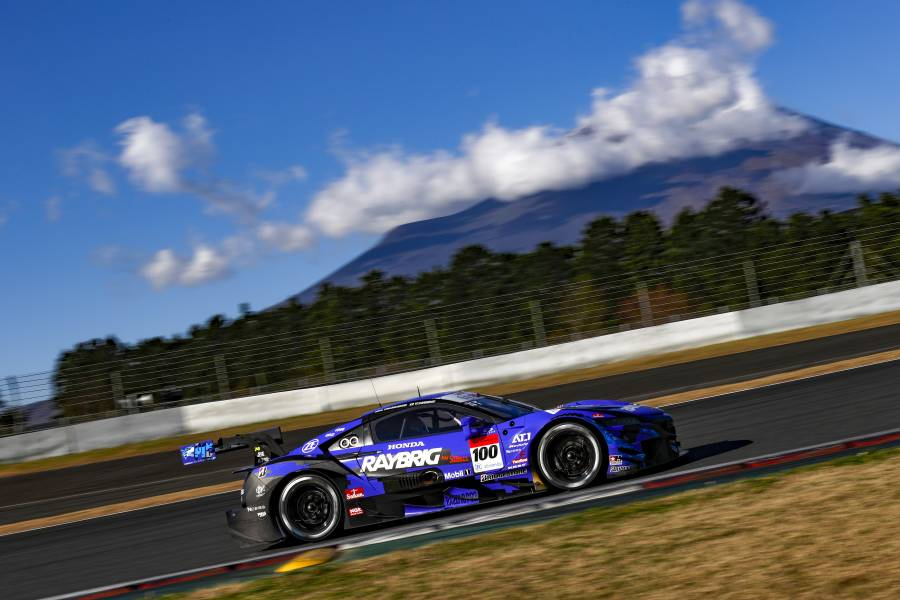 [2020 Season Review] RAYBRIG NSX-GT makes dramatic comeback in final round to win championship