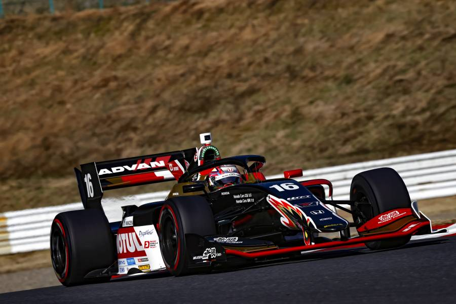 Round 4: Tomoki Nojiri gives Honda first win of the season
