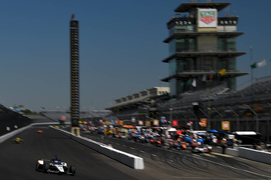 Sato becomes 20th multiple Indy 500 winner in 104 year history